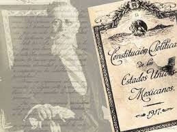 Actual Constitución Política de los Estados Unidos Mexicanos