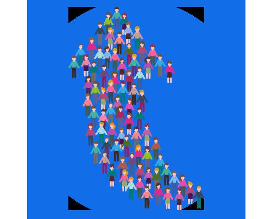 V censo de población en Guatemala