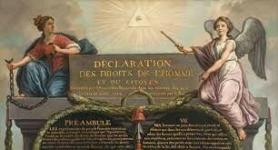 Francia.- DECLARACION DE LOS DERECHOS DEL HOMBRE.