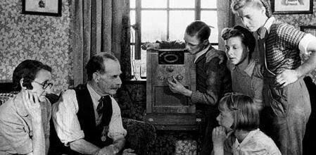 Época dorada de la radio
