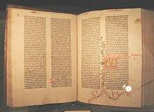 Primera Biblia