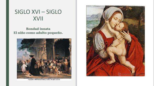 SIGLO XVI – SIGLO XVII Bondad innata