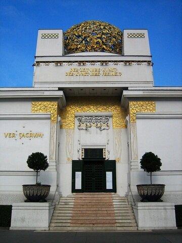 Fundación de la Secesión de Viena