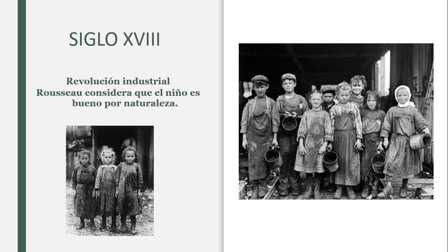 SIGLO XVIII Revolución industrial
