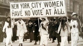 Women's Rights Movements timeline