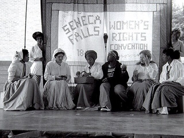 Seneca Falls Women's Rights Convention