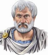 La forma de la tierra según Aristóteles.
