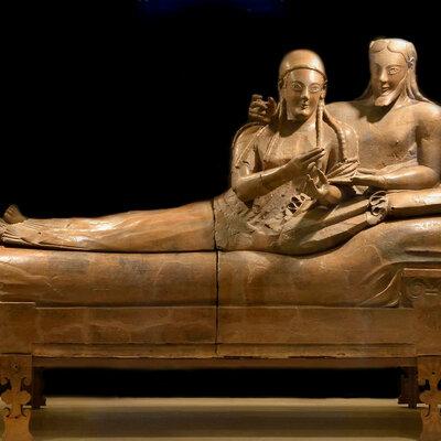 Arte Etrusca (cap. 7) timeline