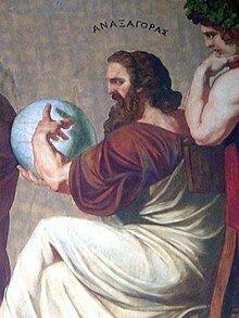 Teoría del Universo Primordial (Anaxágoras)