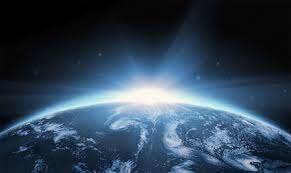 Naissance de la Terre ( - 4,5 Millard d'année)