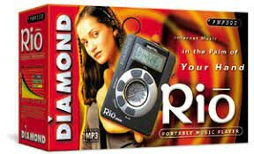 Premier baladeur MP3