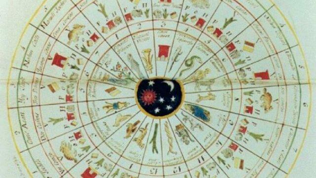 Instalación calendario Gregoriano