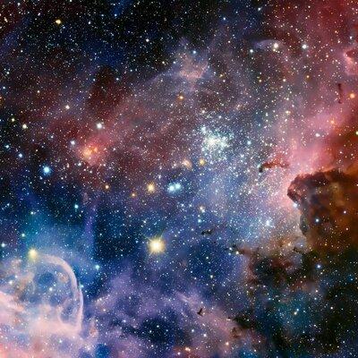 Teorías Sobre el Origen del Universo timeline