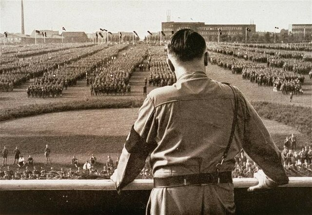 Nazism begins in Germany.