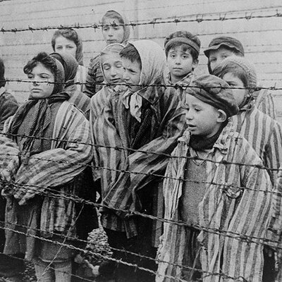 Stages of Nazi Persecution timeline