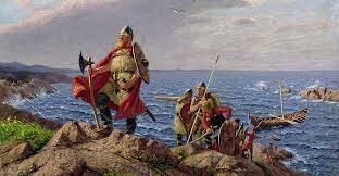 Erik the Red discovers Greenland