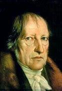 Obejeto de estudio de Georg Wilhelm Friedrich Hegel