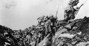 World War I ends with more than 12 million dead. 1914-1918