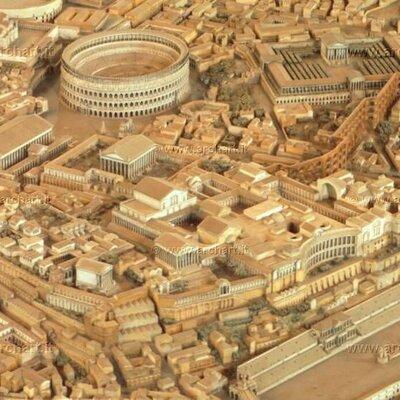 Roma, de la república a l'imperi  timeline