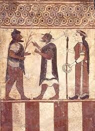 Monarquia: Reis Etruscos