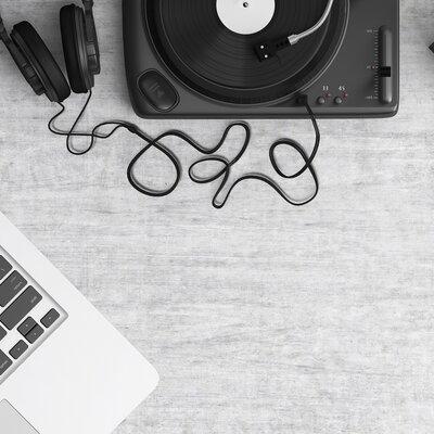 Medios de registro/ notación y transmisión musical timeline