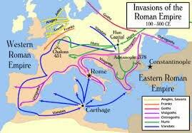 Imperi: Invasions bàrbares