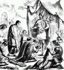 Imperi (D'Orient) Regnes Germànics: Desposició de l'emperador
