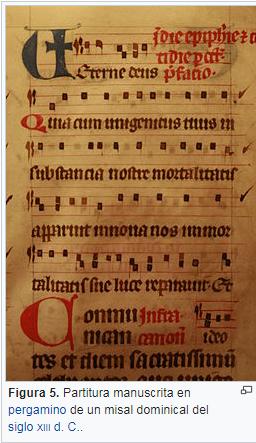 TETRAGRAMA  - Notación escrita a mano