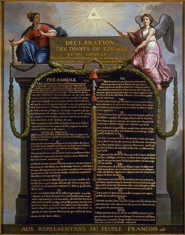 Declaración Francesa