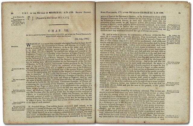 leyes contra la esclavitud