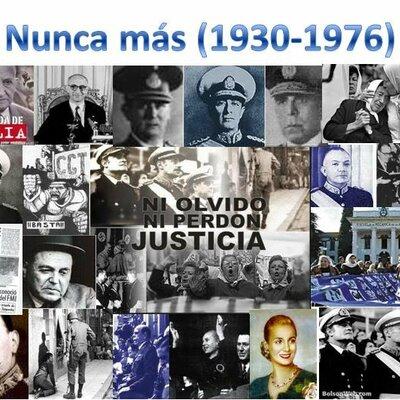 HISTORIA ARGENTINA  1966-1976. Martina Albornoz, 6toC1 timeline
