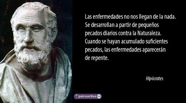 Hipócrates 370 A.C.