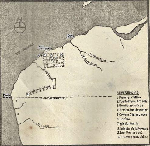 Corrientes (corriente colonizadora del este)