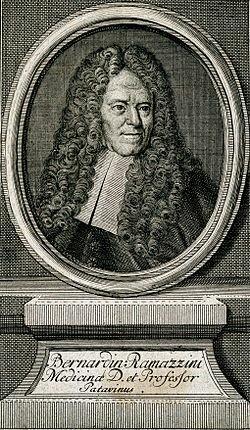 Bernardo Ramazzin - 1700