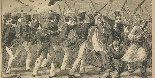 Movimiento Luddista - 1811