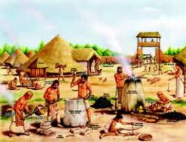 Epoca prehistorica