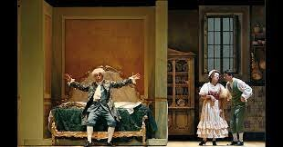 Ópera bufa(caracter mas comica, mas cercana al publico)