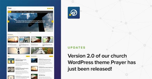 Segunda versión total, WordPress 2.0