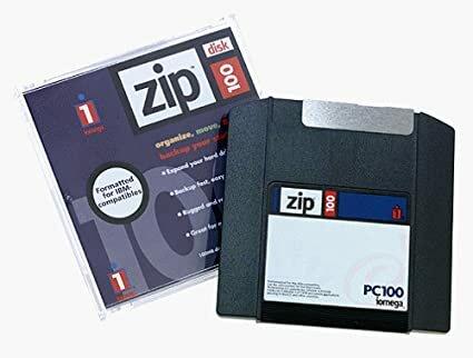Discos ZIP
