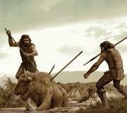 Los primeros hombres