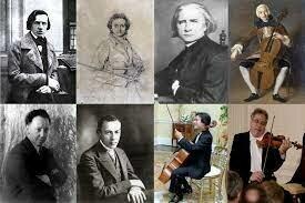 Popularización de Músicos virtuosos con dominio absoluto del instrumento