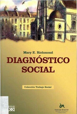 """Publicación del libro """"Diagnóstico social""""."""