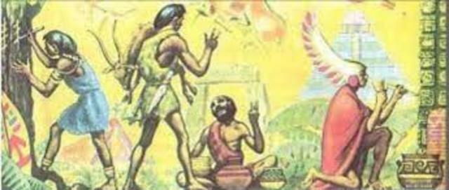 Pueblos primitivos