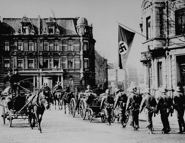 Segunda Guerra Mundial - Século XX