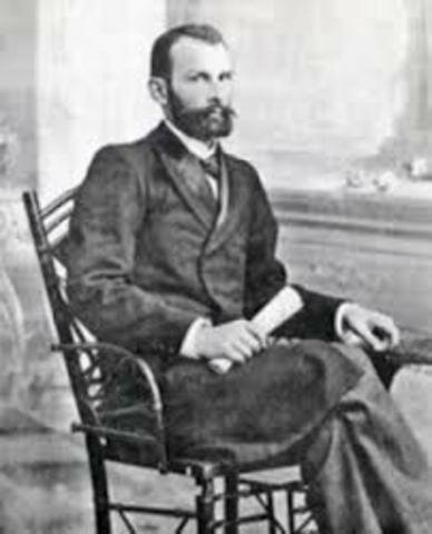 Rafael Uribe - 1915 Colombia