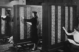 Invención de la computadora.