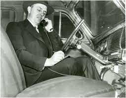 El primer servicio de telefonía móvil.
