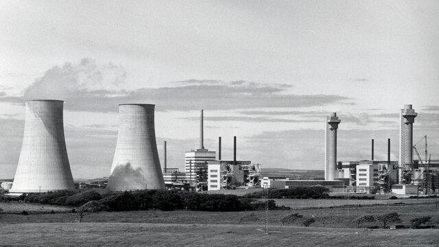 Energía Nuclear.