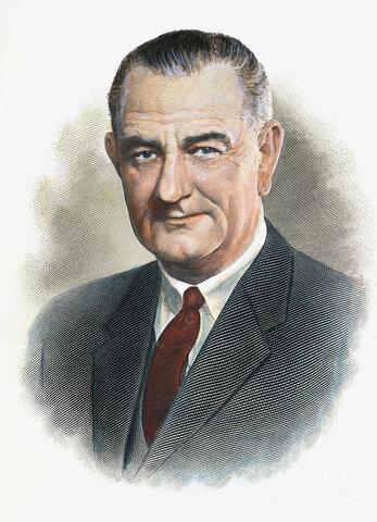 Presidencia de Lyndon B.Johnson 1961-1969