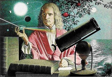 Revolução científica - séculos XVII e XVIII